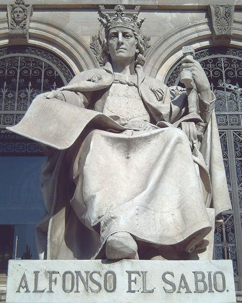 Alfonso el Sabio