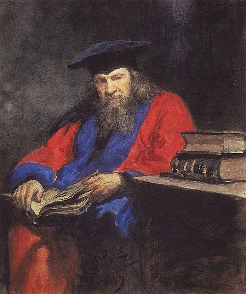 Dimitri Ivanovici Mendeleev