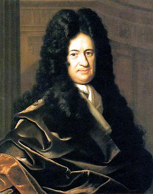 Gottfried Wilhelm Freiherr von Leibniz