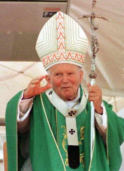 Papa Ioan Paul al IIlea